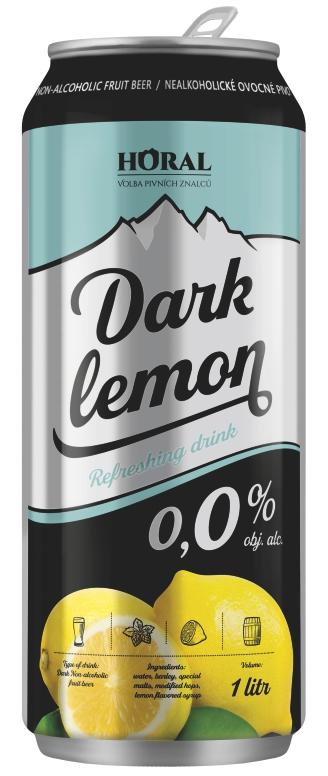 "Horal "" Dark Lemon """