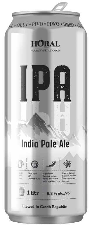 """HORAL """" IPA """""""